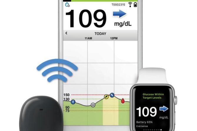 Eversense CGM – badanie glukozy bez  nakłuwania palca